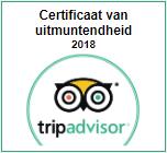 Tripadvisor 2018 Excellence