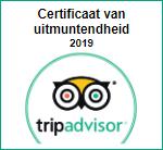 Tripadvisor 2019 Excellence